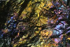 Kuparimalmia Hällinmäen kuparikaivokselta - kupari kuparimalmi malmi kuparikiisu kalkopyriitti  mineraali kaivos kuparikaivos Virtasalmi Pieksämäki Hällinmäki kaivosteollisuus