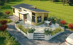 steel frame prefab homes modular tiny buildings cool frames pinterest house and cabin