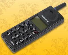 Vintage cellphone