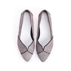SALE New // Womens Shoes Grey Shoes Womens by OliveThomasShoes