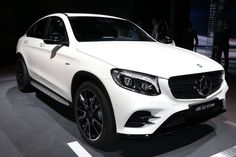 Mercedes-AMG GLC 43 Coupé #mondialauto #Mercedes