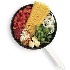 One-pan pasta recipe - Chatelaine