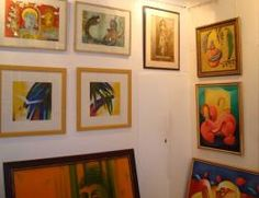 #Horizon #contemporary #art #gallery is a famous art gallery in #Udaipur, where you can find beautiful collection of #paintings, #drawings, #sculptures which is created by great artist. #paintings_of_Rajasthan