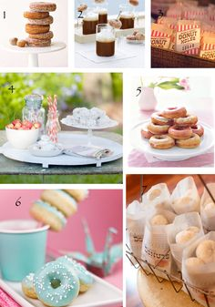DOUGHNUTS! {Happy National Doughnut Day}
