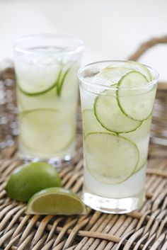 lime-cucumber cooler