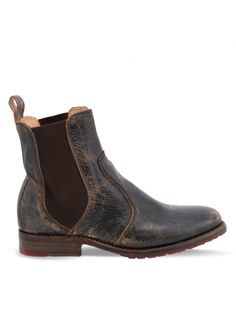 Womens Ankle Boot Flat Slip On Chelsea Boot - realyiyi.com Low Heel Ankle Boots, Flat Boots, Low Heels, Shoe Boots, Fall Booties, Martin Boots, Fashion Boots, Women's Fashion, Chelsea Boots