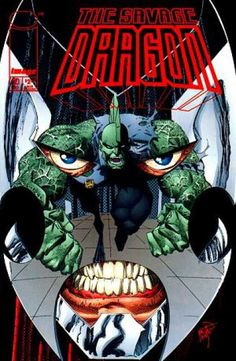 A cover gallery for the comic book Savage Dragon Comic Book Artists, Comic Books, Dragons Online, Savage Dragon, Dragon Series, Old Comics, Image Comics, Comic Book Covers, Dark Horse