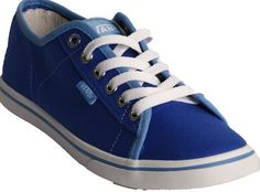 Womens Vans Ferris Lo Pro Canvas Plimsole Shoe