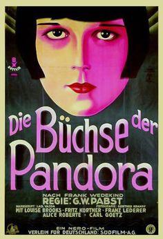 Pandora's Box, Louise Brooks, 1929