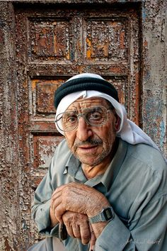 A Face In Israel by Mikhail Levit
