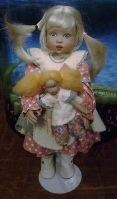 Bitty Bethany - blonde with kishlet. Had her, but have sold her.