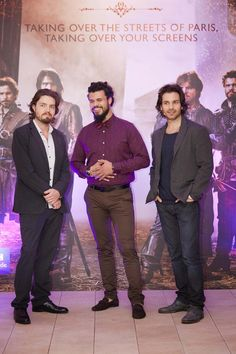 The Musketeers BBC Showcase South Africa