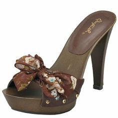 Qupid Lara57 Brown Bow Slip Open Toe Sandal Floral - 6 - Brown Qupid,http://www.amazon.com/dp/B00CWJHPWI/ref=cm_sw_r_pi_dp_rKwxsb0E1AX7P8AQ