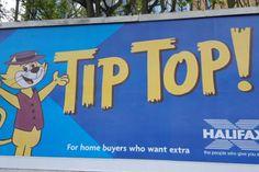 Esse banco escolheu o personagem errado para o anúncio da hipoteca ;-) - Blue Bus