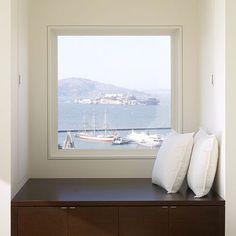 Modern window trim design pictures remodel decor and for Mid century modern interior window trim
