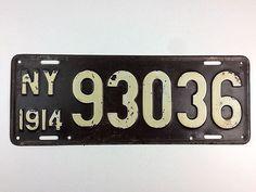 Best 25 Old License Plates Ideas On Pinterest License