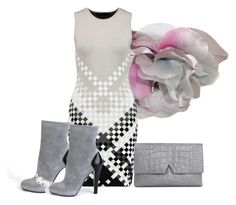 """""""Untitled #6433"""" by tailichuns ❤ liked on Polyvore featuring Vintage, Alexander Wang, Posh Girl and Vince"""
