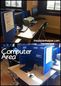 The Autism Helper Classroom: Classroom Photos by theautismhelper.com