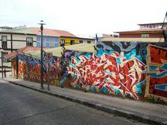 STGO Under Crew in Valparaiso, Chile