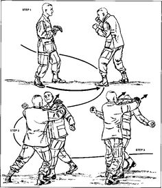 Rope defence