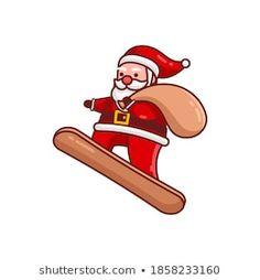 Stock Photo and Image Portfolio by Imajin No asking | Shutterstock Santa Cartoon, Cartoon Characters, Fictional Characters, Royalty Free Stock Photos, Disney Princess, Illustration, Artist, Image, Artists
