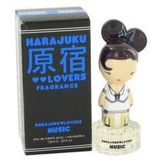 Harajuku Lovers Music Eau De Toilette Spray By Gwen Stefani