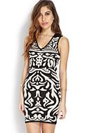 Mirrored Bodycon Dress
