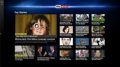 Sky News // Sky News brings you the latest breaking news and top stories, together with Live Sky News TV, so that you can keep up to date with all the latest stories, whatever you are doing.
