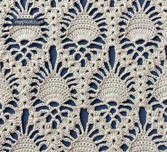 Luty Artes Crochet: Crochê e Gráficos