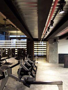 Uenergy Health Club / GAJ Architects,© GAJ
