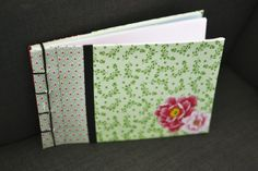 Julekind: Tutorial-Reihe Bücher selbst binden - Teil 1: Japanische Buchbindung