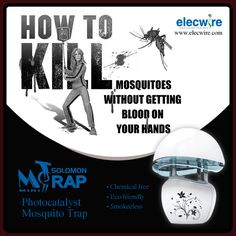 M-Trap is a revolutionary Mosquito Killer Machine. Its does not repel Mosquitoes rather trap and kill with its unique CCFL technology. It is 100% safe effective and with 4 W power consumption. — at www.elecwire.com.