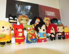 $167.07 ChibiCats - Super Heroes