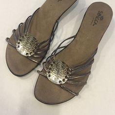 Sbicca sandals Worn once Sbicca Shoes Sandals