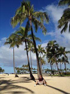 Groetjes uit Hawaii