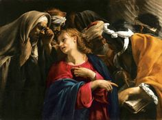 Orazio Borgianni, Christ Among the Doctors, 1631