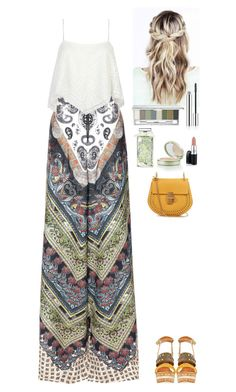 """""""Summer outfit"""" by eliza-redkina ❤ liked on Polyvore featuring Alice + Olivia, Lanvin, Clinique, David Jones, Guerlain, Chloé, Summer, outfit, like and look"""