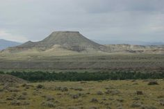 Crowheart Butte, WY