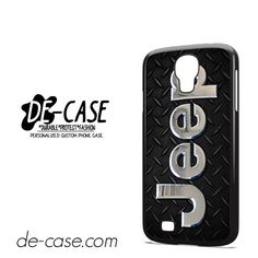 Jeep Personalized DEAL-5849 Samsung Phonecase Cover For Samsung Galaxy S4 / S4 Mini
