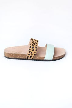 98019f92eb0c Paz Sandal Mint Shopping Mall