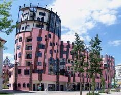 House by Hundertwasser