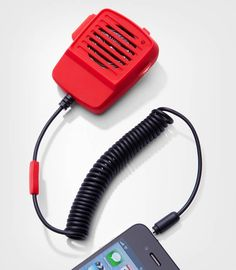 Walkie Talkie Radio Accessory For Your Smartphone
