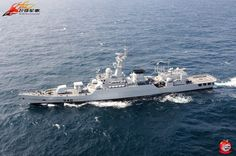 Luoyang (527) - Type 053H3 Jiangwei lI class Frigate ...