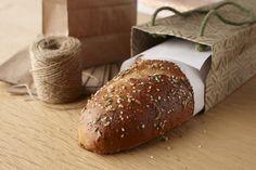 Whole Wheat Three Seed Bread