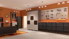 Storage Shelves | Man Cave | Garage Organization Systems