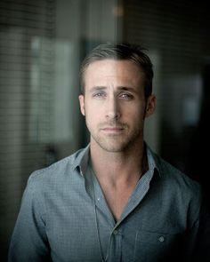 Ryan's haircut would work on plenty of face shapes #ryangosling #hair