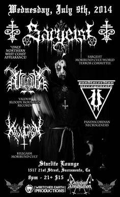 Black Metal Fest of Satanic Slaughter