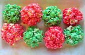 Holiday Popcorn Balls Recipe - How to Make Candy Popcorn Balls