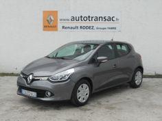 Vente flash chez Autotransac dans la concession Renault Rodez : RENAULT Clio occasion à RODEZ à 15490€