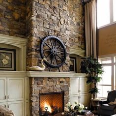 Quarry Brothers is Southern New England's leading distributor of Fire Rock fireplace kits and stone veneers
